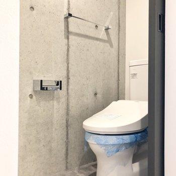 トイレまでもがスタイリッシュ…!