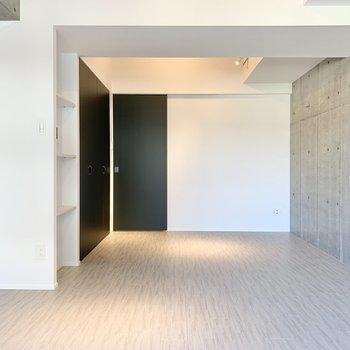 使い方自由自在。※写真は2階の反転間取り別部屋のものです
