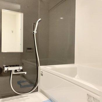 浴室乾燥機が付いていますよ。