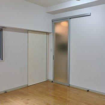 別角度はこんな感じ。※写真は、同タイプの別部屋