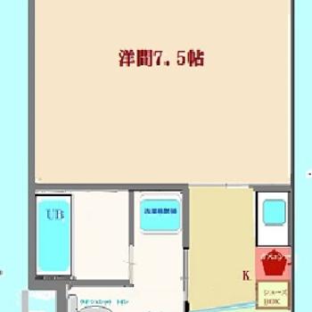 駅チカのお部屋です