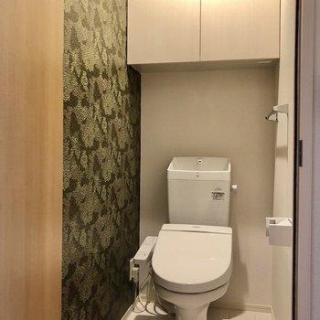 2階にもトイレがあります!地味に嬉しいポイント◎