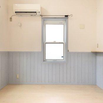 【LDK】角部屋ならではの2面採光です。