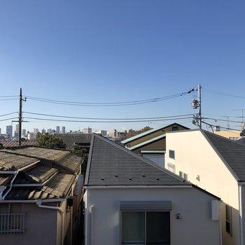 【LDK】見晴らしのいい眺望です。