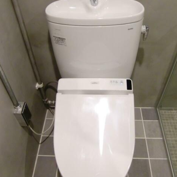 お手洗いも最近の仕様