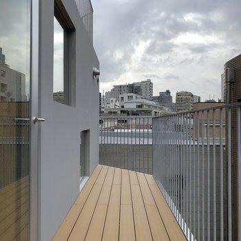 【上階】さらに景色が広がります。