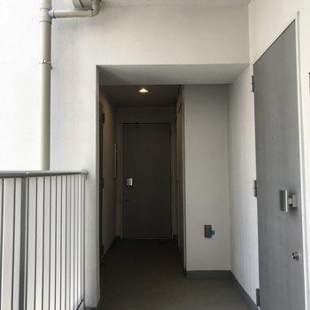エレベーターが近くにあって便利!