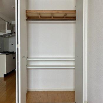 棚は可動式なので、お好みの位置へ!