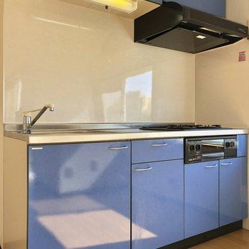 【LDK】キッチン周りの収納もたくさん!