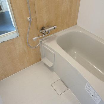 【イメージ】お風呂は新しいものが入ります!