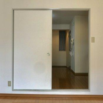 2部屋あるってやっぱりいいですね(※写真は2階の同間取り別部屋のものです)