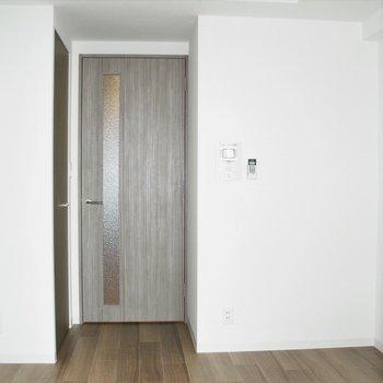 心を新たに(※写真は5階の同間取り別部屋のものです)