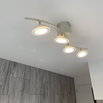 モダンデザインの照明