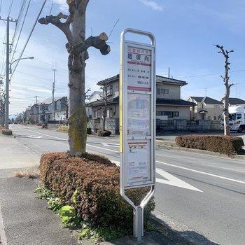 【経塚向】が最寄りのバス停