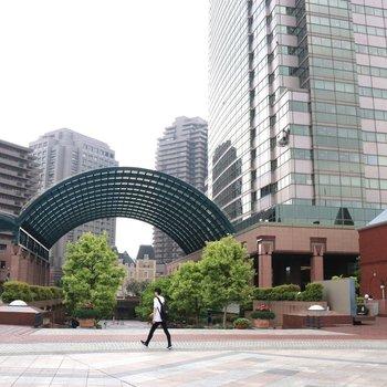 近くにある恵比寿ガーデンプレイス