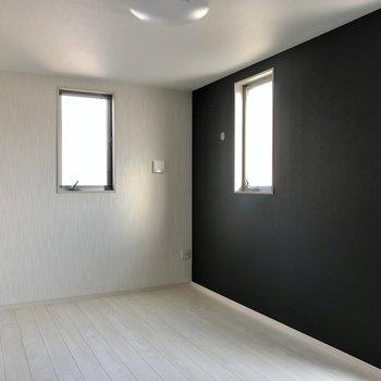 最後に8.1帖の洋室。大人空間でした。