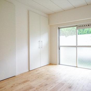 【イメージ】寝室が3部屋