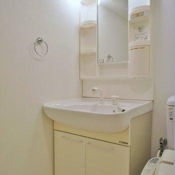 トイレと同室のアメセパ。※写真は同タイプの別部屋