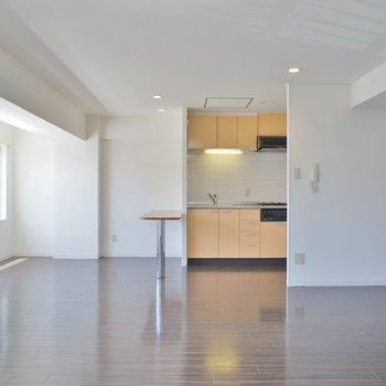 部屋の広さがくれる心のゆとり。※写真は同タイプの別部屋