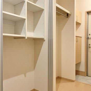 種類ごとに整理整頓して、お部屋もスッキリ!