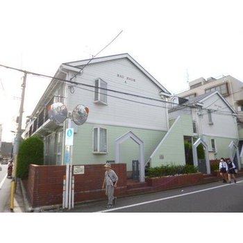 千川2分アパート