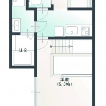 設備が整っているだけでなく、遊び心もあるお部屋ですよ。