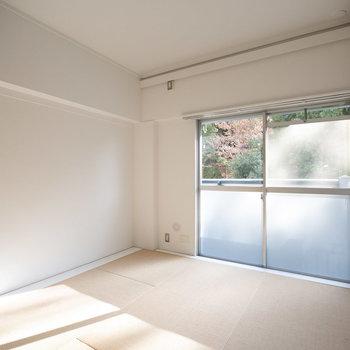 そしてもう一部屋、玄関横にある4.5畳のお部屋です。