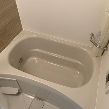 風呂蓋をさしてしまえる場所があります。