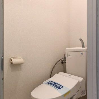 トイレも脱衣所からアクセスできますよ。