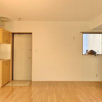 ゆったりと暮らせそう。※写真は2階の同間取り別部屋のものです