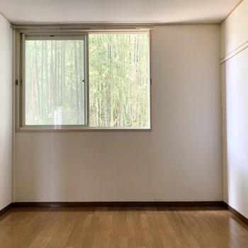 緑に囲まれた部屋へようこそ