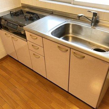 【DK】作業台も広く、充実したキッチンです。