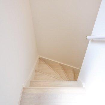 1階へ降ります。