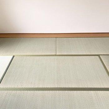 【和6】この板の間をお気に入りアイテムのディスプレイ空間にしたいな〜。