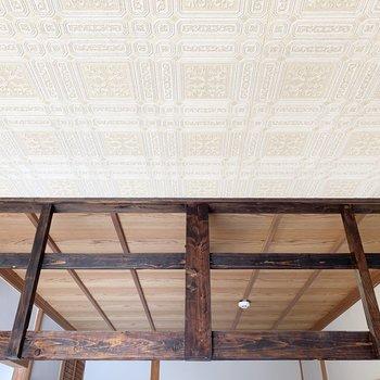 天井と欄間が素敵◎
