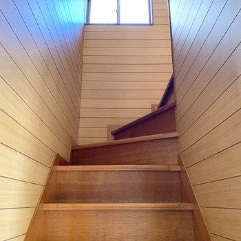 では、2階を見ていきましょう。