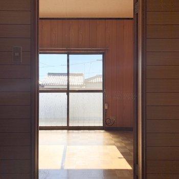 2階の最後は東側の洋室へ。