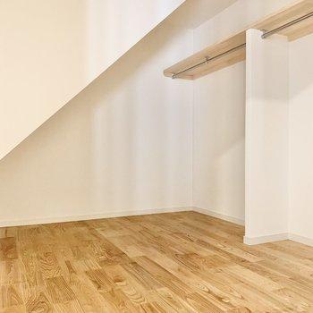 【納戸】お家の真ん中には5.2畳の納戸も!