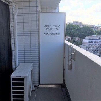 一人暮らしには十分な広さ。(※写真は10階の同間取り別部屋のものです)