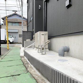 駐輪場もご利用いただけます。