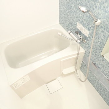 お風呂も新品が設置されました!