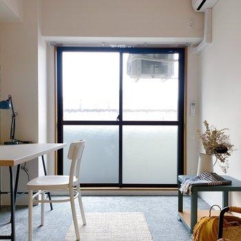 低めの家具ならお部屋も広く見せれそう◎※写真はモデルルーム仕様です