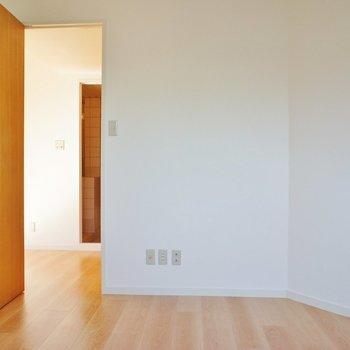 ちょっとコンパクト※写真は4階の同間取り別部屋のものです