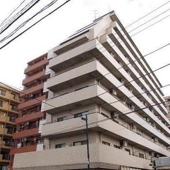 パークノヴァ横浜弐番館