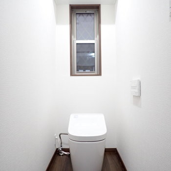 トイレ空間がかっこいい!美術館か!