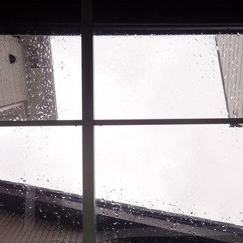 屋根もついていますよ〜。