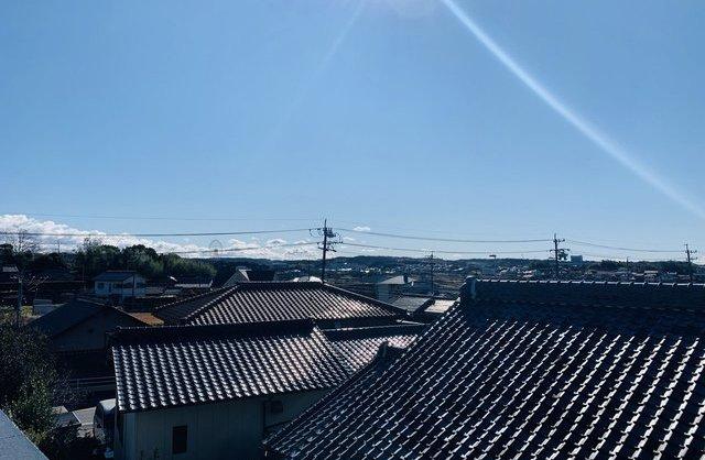 日本文化「瓦」を望むの内観
