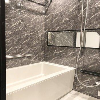 高級感の在る浴室です。