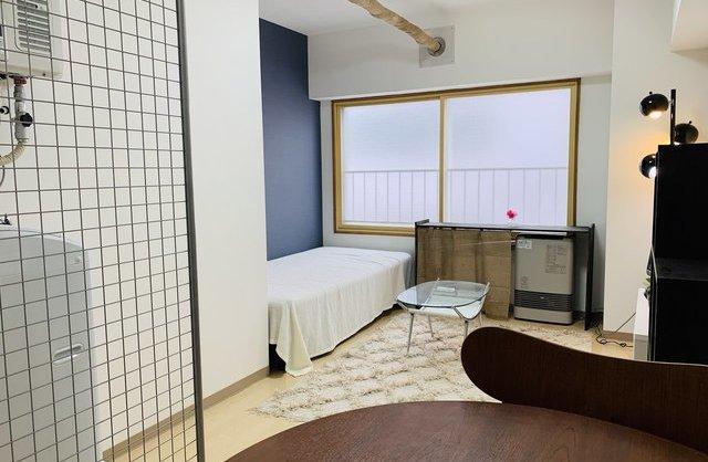 チサンマンション札幌6の内観