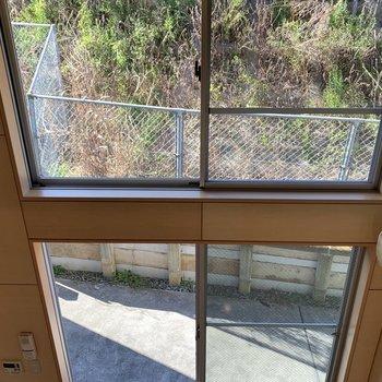 【2階ロフト】1階が吹き抜けになっています。※写真は前回募集時のものです